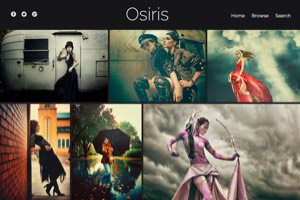 Template Osiris