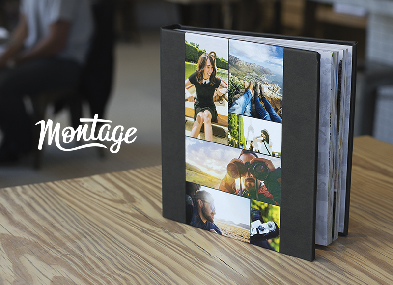 Montage photo albums