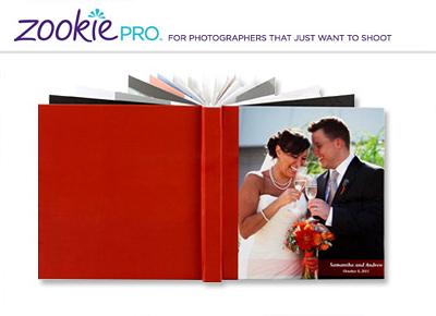Zookie Pro photo albums